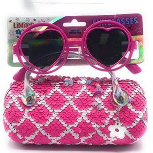 Capelli of NY Kids Sunglasses with Case